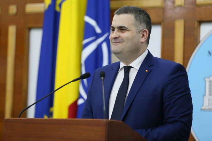 """ALEGERI EUROPARLAMENTARE 2019. Ministrul Apărării, Gabriel Leș: """"Este foarte important să luptăm pentru ceea ce avem şi pentru ceea ce România trebuie să devină"""""""