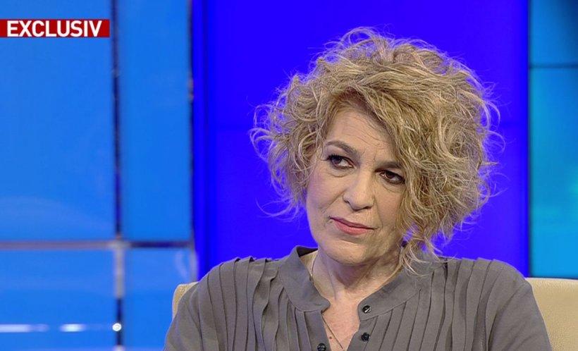 """Carmen Avram, prima reacție după rezultatele exit-poll: """"Am văzut că se cere căderea Guvernului. Ar fi păcat, e un Guvern bun"""""""