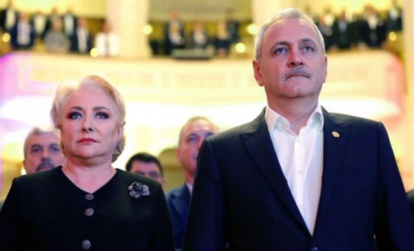 Liviu Dragnea, mesaj ferm pentru Viorica Dăncilă