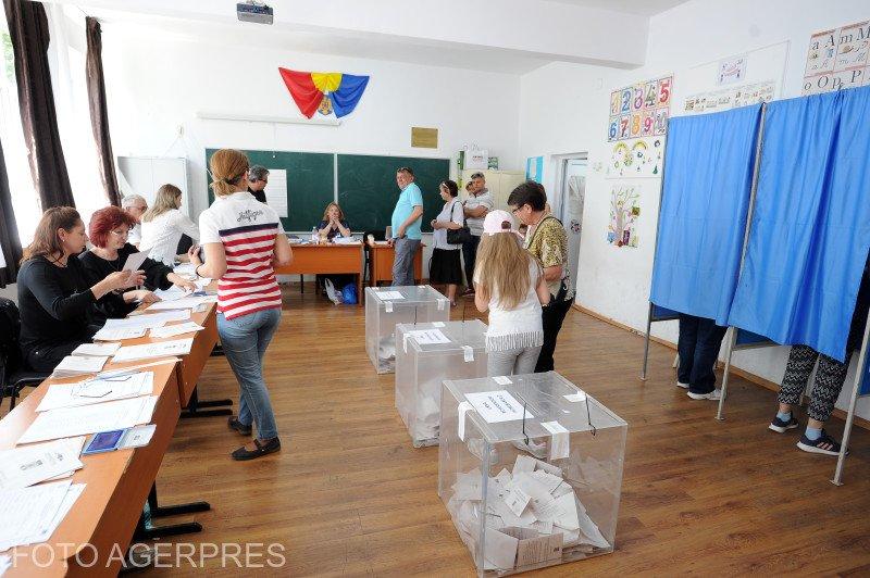 REZULTATE PARȚIALE BEC ALEGERI EUROPARLAMENTARE. PNL - 26,23%, PSD - 23,28%, Alianța USR-PLUS, aproape de PSD, cu 21,40%. Cifrele oficiale ale BEC
