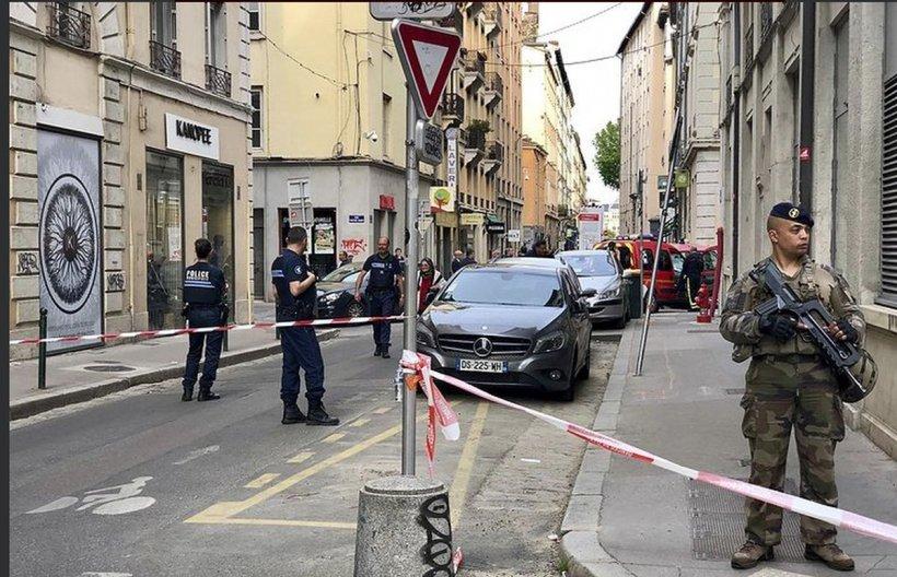 Suspect reținut în cazul exploziei din Franța. Anunțul făcut de autorități