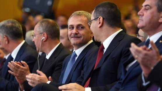Victor Ponta ar putea să-l înlocuiască pe Liviu Dragnea la șefia Camerei Deputaților
