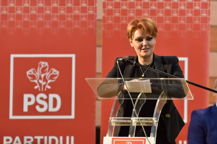 Olguța Vasilescu: Nu mai sunt purtătorul de cuvânt al PSD! Campania electorală s-a încheiat!