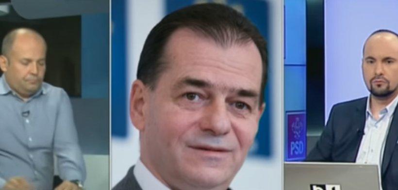 Scandal uriaș Radu Banciu-Ludovic Orban în direct, la tv: Sunteți nebun? Hai, terminați cu bazaconiile astea!