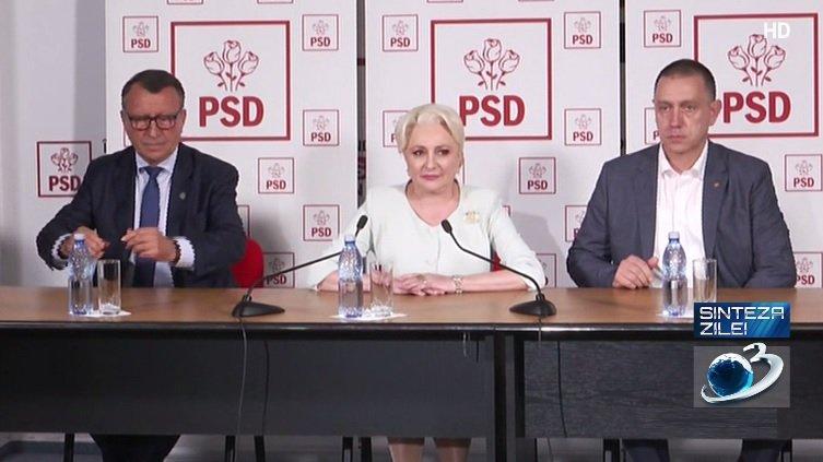 """Strategia-șoc prin care PSD și-ar spulbera adversarii. """"Dacă aș fi în locul lui Dăncilă, asta aș face!"""" 817"""