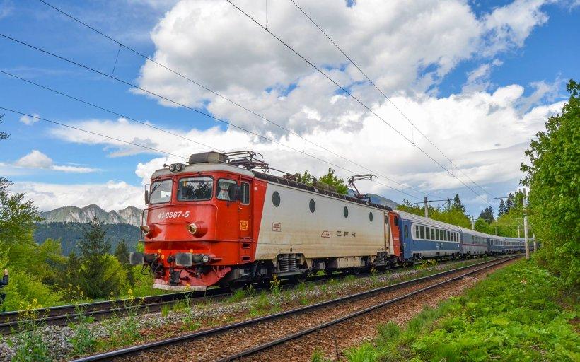 Un bărbat a murit în Galați, după ce a fost spulberat de tren
