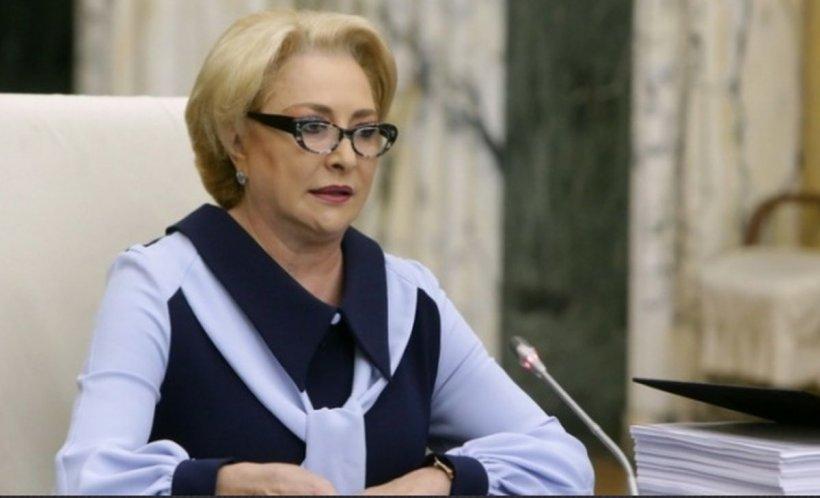 Viorica Dăncilă pune în aplicare decizia de la Referendum și va susține modificarea Constituției. Guvernul nu va mai emite nicio ordonanță de urgență pe Justiție