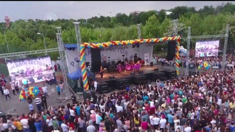 Weekend de sărbătoare în sectorul 4. Ce evenimente vor avea loc în Parcul Copiilor