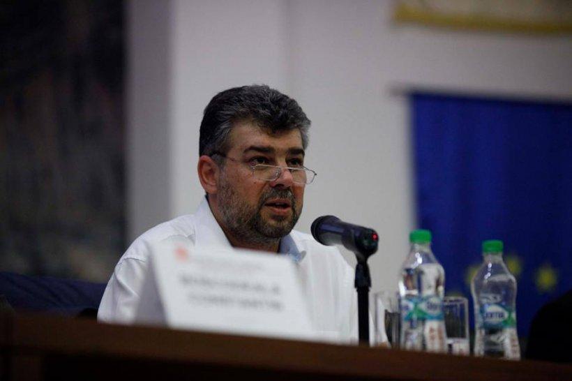 Cine e Marcel Ciolacu, noul președinte al Camerei Deputaților