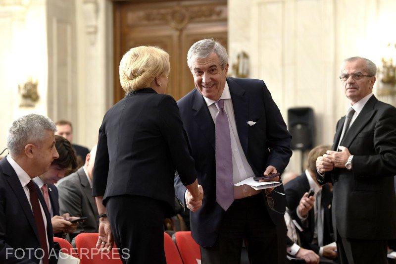 Coaliția se confruntă cu prima criză majoră după plecarea lui Dragnea. Tăriceanu condiționează susținerea PSD