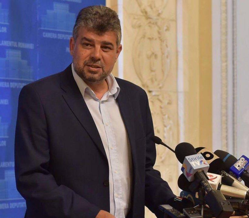 Marcel Ciolacu, noul președinte al Camerei Deputaților 16