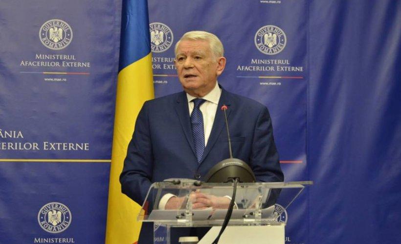 Meleșcanu: Am făcut pentru prima oară 441 de secții electorale - record mondial!
