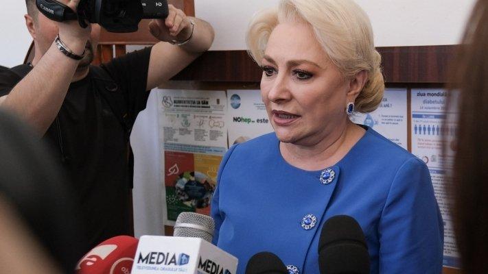 Premierul Dăncilă a anunțat că miniștrii vor fi evaluați