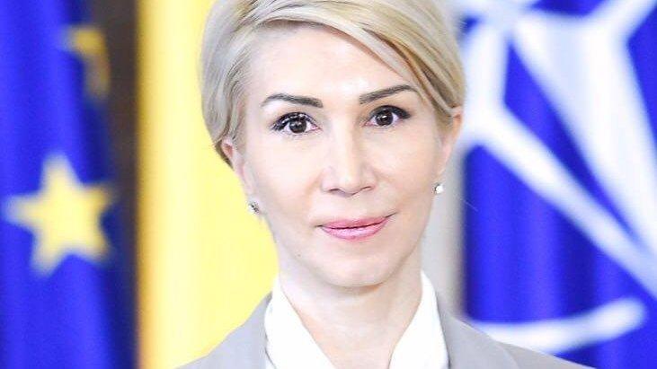 Raluca Turcan, declarații în Parlament: Este un drept de responsabilitate să candidez la această funcție