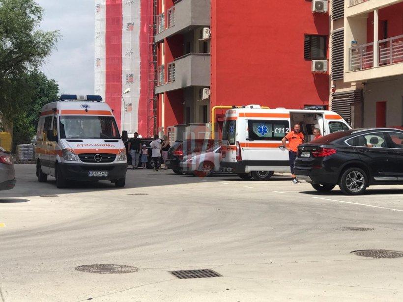 Sfârșit tragic pentru un tânăr de 24 de ani. A fost găsit spânzurat într-un apartament din Iași