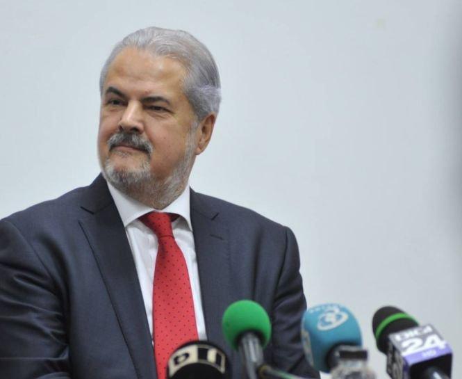 Adrian Năstase, la Palatul Victoria. Întâlnire cu liderii PSD