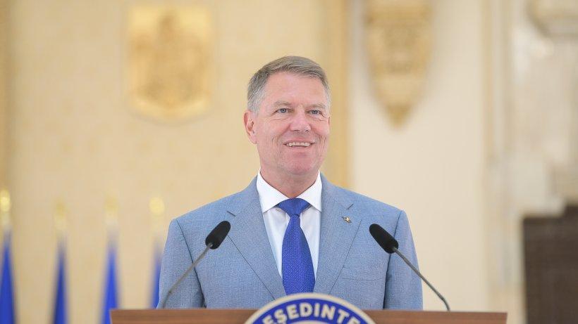 Klaus Iohannis, declarații de presă la Palatul Cotroceni de la ora 17