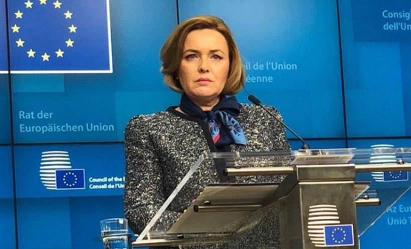Ministrul de Interne Carmen Dan, audiată de procurorii DNA