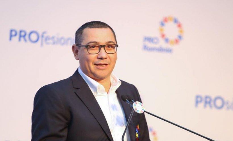 "Victor Ponta, despre Ludovic Orban: ""Un combinator politic, mincinos și iresponsabil"""