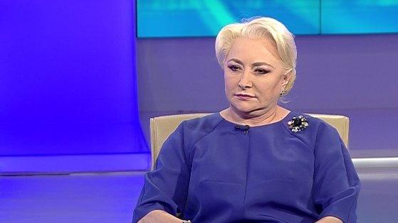 Viorica Dăncilă, despre venirea Suveranului Pontif în România