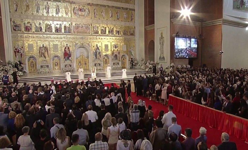 Papa Francisc în România. Programul Suveranului Pontif a fost modificat din cauza condițiilor meteo