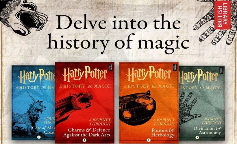 Vești bune pentru fanii Harry Potter! J.K. Rowling va publica online patru cărți noi