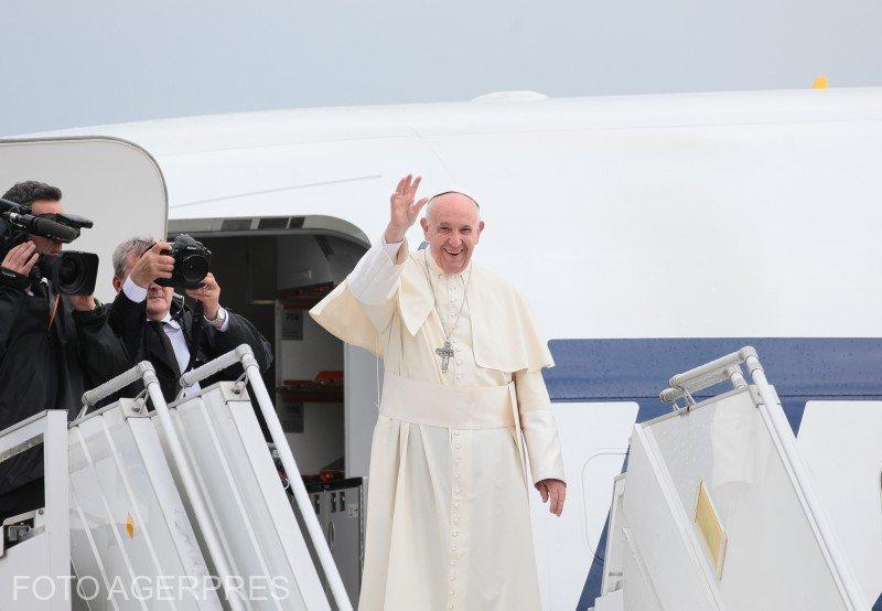 Vizita Papei Francisc, detalii de culise. Ce nu s-a văzut la televizor