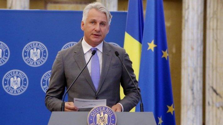 Eugen Teodorovici, anunț după ce Mihaela Triculescu a fost demisă de la șefia ANAF