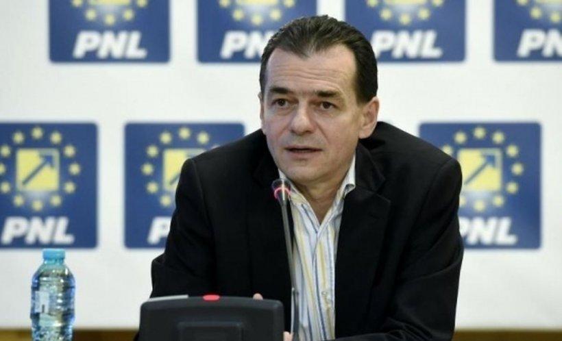 PNL a decis să depună moțiune de cenzură. Ludovic Orban: Românii au arătat clar că nu mai vor să fie guvernați de această Coaliție