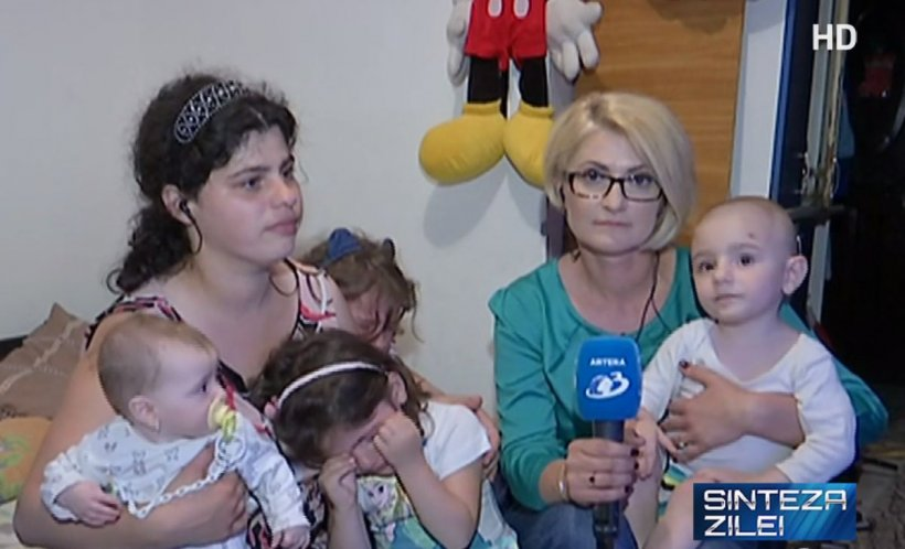 Povestea tulburătoare a patru copii din Brașov. Vă rugăm să îi ajutați! - VIDEO emoționant