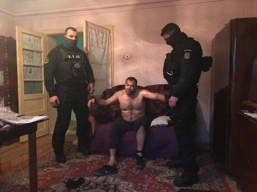 Ucigașul polițistului împușcat din Timiș a fost prins