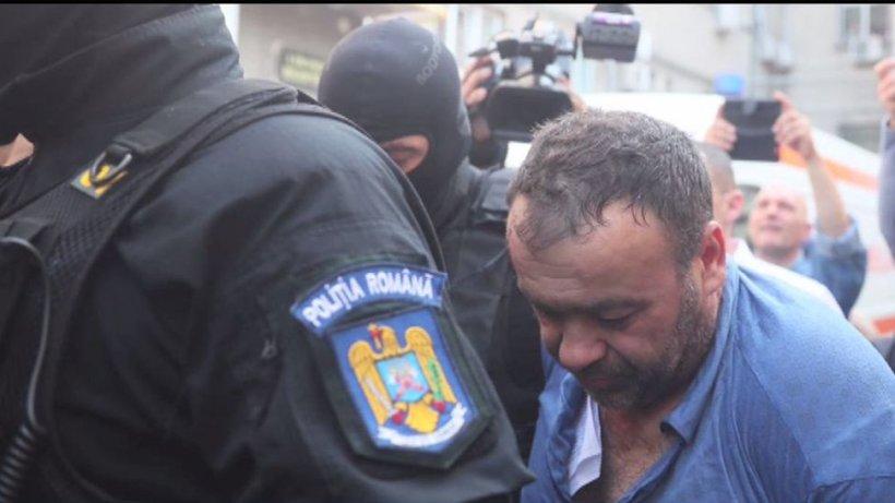 Motivul pentru care criminalul poliţistului a refuzat să mănânce - VIDEO
