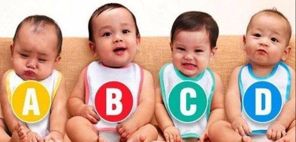 TEST. Cei mai mulți oameni greșesc! Care dintre bebeluși este fetiță? - FOTO 817