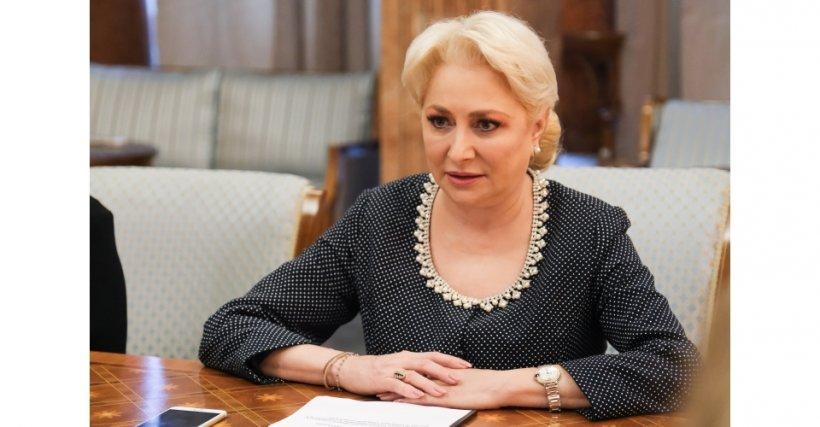 Premierul Viorica Dăncilă îi dă replica lui Iohannis 817