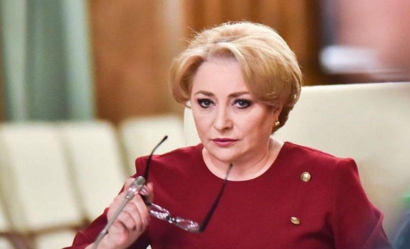 Viorica Dăncilă: Borza, demis după anunțul concedierilor 534