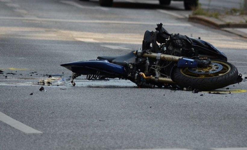 Caz revoltător la Năvodari: Un motociclist beat a lovit o poliţistă care încerca să-l oprească