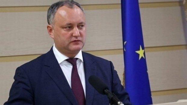 """Igor Dodon ar putea anula marți decretele semnate de Pavel Filip: """"Aceste decrete au fost semnate contrar Constituției"""""""