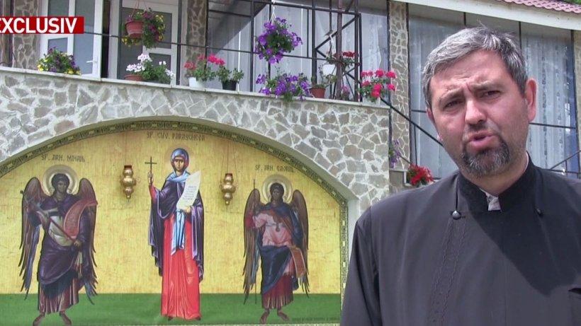 Părintele Paraschiv, îngerul din satele năpăstuite ale Moldovei