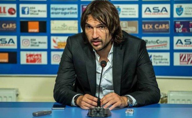 Dan Alexa, noul antrenor al echipei de fotbal Astra Giurgiu