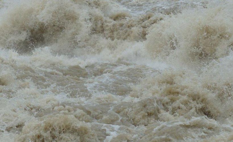 Nivelul Dunării a atins cota de inundație în Brăila