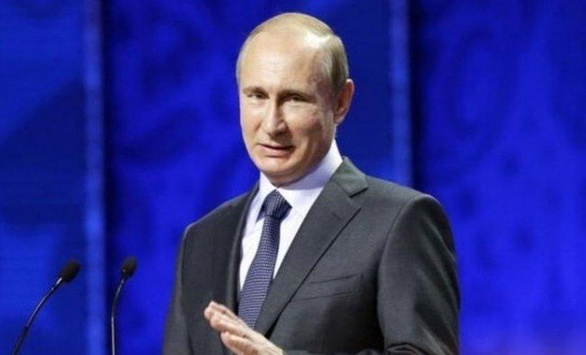Vladimir Putin, sprijin pentru Igor Dodon
