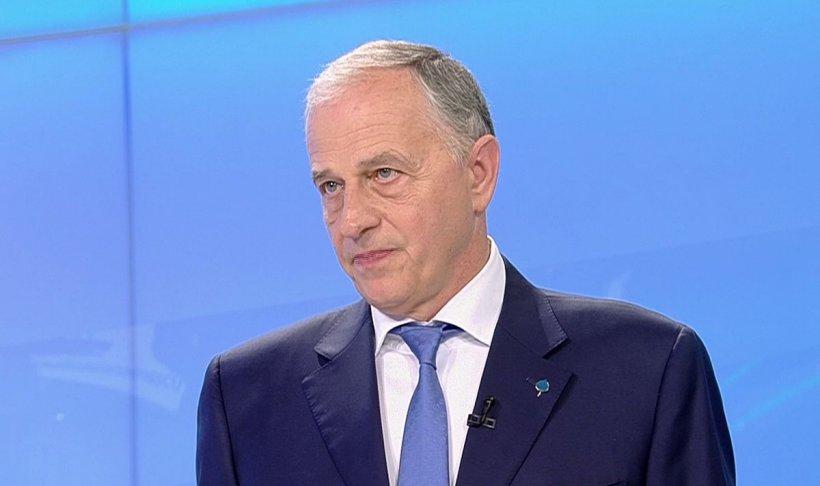 """Mircea Geoană: """"Prim-ministrul și președintele României trebuie să discute. E o șansă ca România să obțină un portofoliu bun"""""""