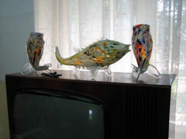 Ții minte peștele de pe televizor, pe care toată lumea îl avea acasă? Caută-l bine pentru că acum valorează o avere! 817