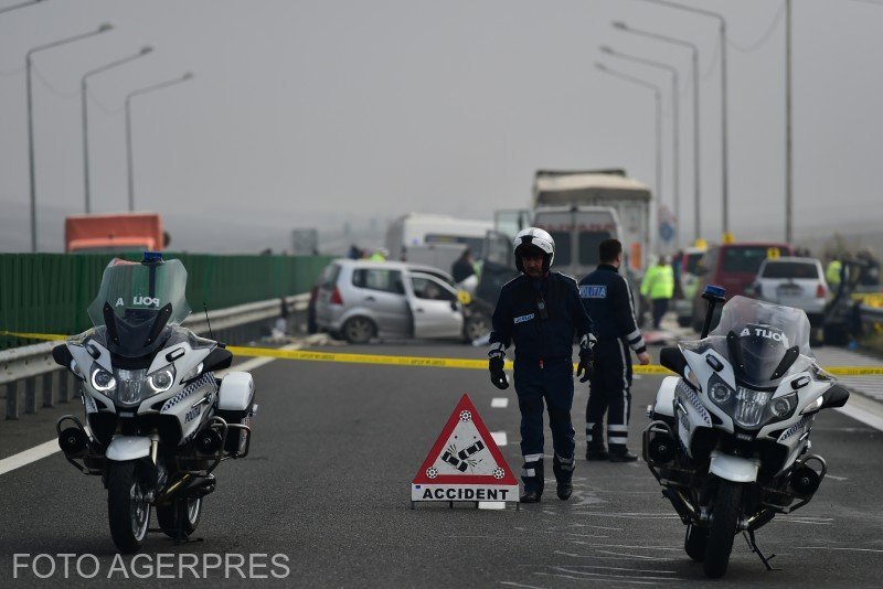 Bilanț tragic de Rusalii: 17 morți, 35 răniți grav