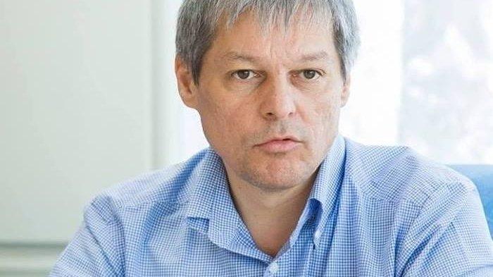 Dacian Cioloş şi-a depus candidatura pentru şefia grupului politic Renew Europe  127