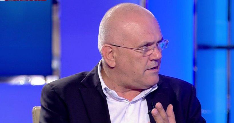 """Marius Pieleanu: """"Moțiunea nu va trece, însă Viorica Dăncilă trebuie să facă o reevaluare. Acolo este o nenorocire"""""""