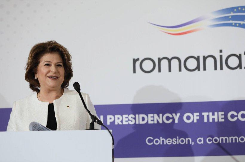 Rovana Plumb: Organizația Dâmbovița o susține pe Viorica Dăncilă la conducerea PSD