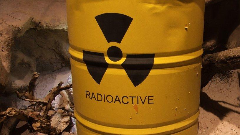 Fluviul Loara a fost contaminat radioactiv