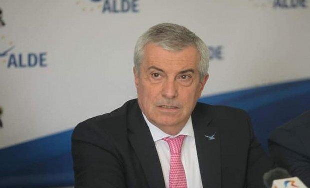 Surse: ALDE anunţă miercuri susţinerea pentru candidatura lui Călin Popescu Tăriceanu la prezidențiale