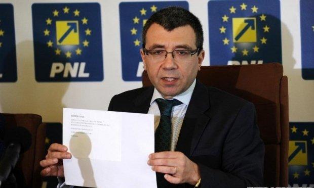 Fostul ministru liberal Mihai Voicu, condamnat la trei ani de închisoare cu suspendare